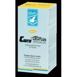 Curo Leciplus da Backs 250 ml