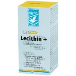 Lecithin + da Backs 250 ml