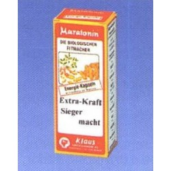 Maratonin Energie-Capsulas de amendoin, 250 capsulas