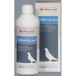 Form-Oil-in-1 da Oropharma 500 ml