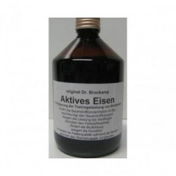 Aktives Eisen 500ml da Dr.Brockamp