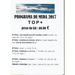 Programa de Muda TOP + 2017